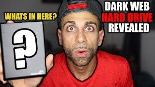 Download I got a HARD DRIVE in my MYSTERY BOX off the DARK WEB! Found BITCOIN a DARK WEB HARD DRIVE? | ALI H Video