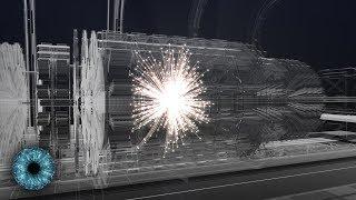 Download Die größte Maschine der Welt! Gigantischer Plan des CERN: LHC-Nachfolger der Superlative Video