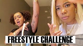 Download FREESTYLE CHALLENGE FT PAIGEY CAKEY (DanceHall Edition) Video
