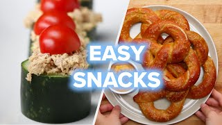 Download 18 After School Snacks Anyone Can Make • Tasty Video