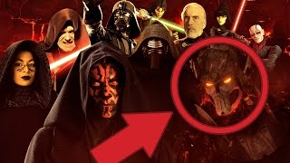 Download EVERY STAR WARS SITH EVER Video