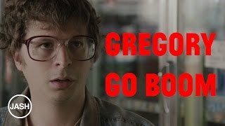 Download Michael Cera - Gregory Go Boom Video