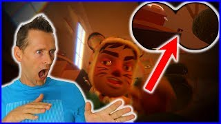 Download Hello Neighbour Hide and Seek - SEARCH FOR PLUSHIES!!! Video