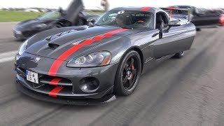 Download Dodge Viper SRT-10 Coupé ACR vs Novitec N-Largo vs AMG GT S vs M3 Video