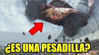 Download ¿LA MUERTE DE EL RAYO MCQUEEN EN CARS 3 ES UNA PESADILLA? Video