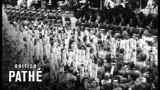 Download The Coronation Of Her Majesty Queen Elizabeth - Part 1 (1953) Video