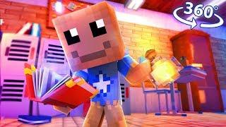 Download VR Kick The Buddy - BUDDY's REVENGE - Minecraft 360° VR Video Video