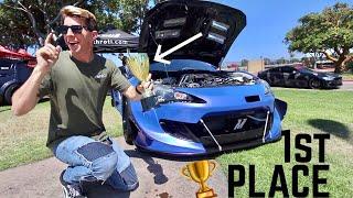 Download MY BRZ WON A TROPHY [Subaru Summer Solstice 2017] Video