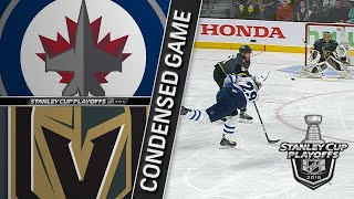 Download 05/18/18 WCF, Gm4: Jets @ Golden Knights Video
