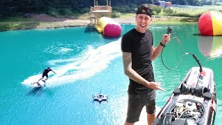 Download BEST TOY EVER!! JET POWERED SURFBOARD!! Video