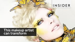 Download Kandee Johnson uses makeup to transform Video