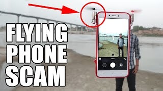 Download FLYING PHONE SCAM EXPOSED (so I built a REAL one) Video
