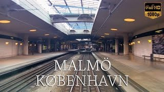 Download Train Driver's View: Malmö to Copenhagen (Part 1 of 2) Video