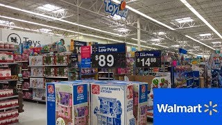 Download WALMART CHRISTMAS 2019 GIFT IDEAS GIFTS - SHOP WITH ME SHOPPING STORE WALK THROUGH 4K Video