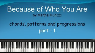 Download Because Of Who You Are - Tutorial Video