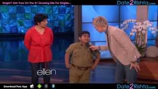 Download Akshat Singh's Dance Performance on Ellen - India Got Talent!! Video