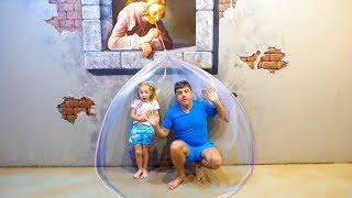 Download Nastya و papa لعب الغميضة والبحث عن المتعة العائلية اللعب Video