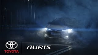 Download TOYOTA Auris | Dive into the ZONE Video