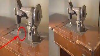 Download सालों से बेकार पड़ी सिलाई मशीन के अंदर से जो निकला उसे देखकर हैरान रह गए सब Video