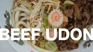 Download How to Make Beef Udon Video