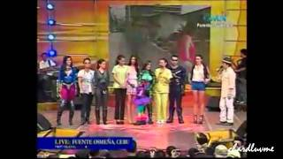 Download The whole cast of Captain Barbell live in Party Pilipinas Part 2 03/27/2011 Video