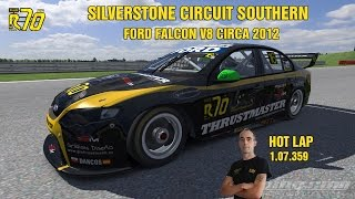 Download Iracing Hot Lap // Ford Falcon V8 Circa 2012 // Silverstone Southern 1.07.359 Video