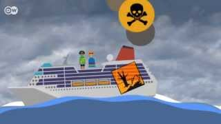 Download Cruise Ships - Toxic Waste on the High Seas | Global 3000 Video