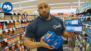 Download Budget Grocery Shopping w/ Pro Bodybuilders | Fouad Abiad's OG Grocery Hauls Video