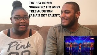 Download Sex Bomb Surprise! The Miss Tres Audition REACTION VIDEO Video