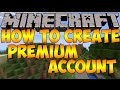 Download How to Create Minecraft Premium Account with Mineshafter Video