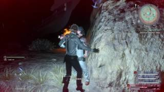 Download Final Fantasy XV playthrough pt9 - Trust Me, DO NOT Drive At Night!!! Video