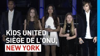 Download Kids United aux 70 ans de l'UNICEF - ″Imagine″ Video