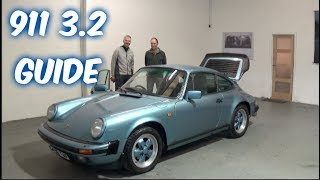 Download 911 3.2 Carrera Buyers Guide - What to look out for Video