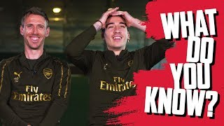 Download NAME TROFEO PICHICHI WINNERS | Nacho Monreal v Hector Bellerin | What do you know? Video