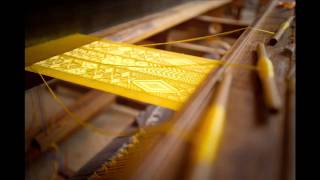Download A Golden Spider-Silk Textile at the Art Institute of Chicago Video