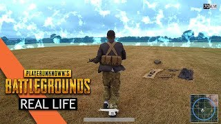 Download PUBG IN REAL LIFE Video