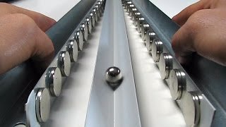 Download MAGNETIC ACCELERATOR - SMOT experiment for kids Video