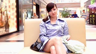 Download Jeny Smith makes purchases in Moscow stores with a hidden camera Video