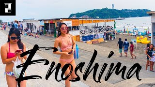 Download Enoshima, the Best Beach in Tokyo? (+H&M T-Shirts) Video
