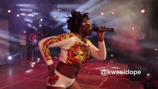 Download EBONY REIGNS SERVES POISON AT PENT HALL WEEK 2017 Video