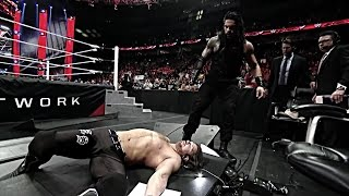 Download Relive the rivalry between Roman Reigns and AJ Styles Video