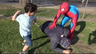 Download SPIDERMAN IN REAL LIFE PRANK! Video