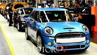 Download CAR FACTORY : 2016 MINI PRODUCTION l OXFORD PLANT (UK) Video