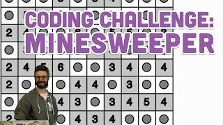 Download Coding Challenge #71: Minesweeper Video