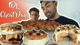 Download TheFlexibleDietingLifestyle ″CHEAT DAY″ Ft. Zach From FDL Video