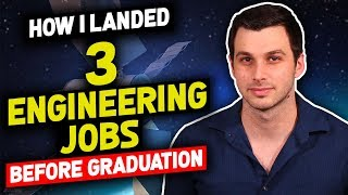 Download How I Landed 3 Engineering Jobs Before College Graduation Video