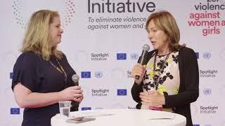 Download Eliminating Violence Against Women and Implications of Gender-Pay-Gap on Society I EDD18 SDG Studio Video