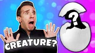 Download SCARY CREATURE HATCHES FROM MY HATCHIMALS?! Video