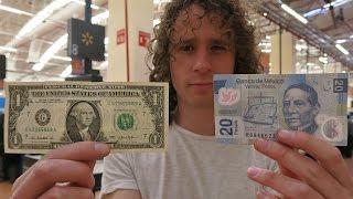 Download Dinero MÉXICO vs USA   ¿qué podemos comprar? Video