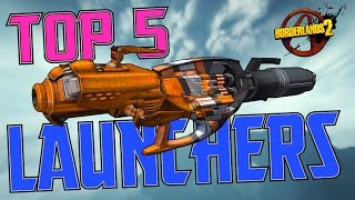 Download Top 5 Rocket Launchers in Borderlands 2 Video